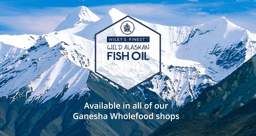 Wiley's Wild Alsakan Fish Oil