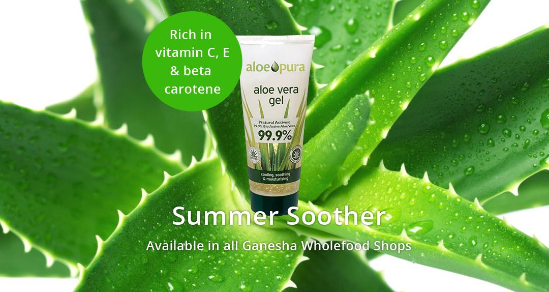 Aloe Vera Gel Organic