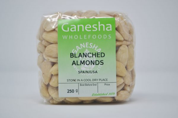 Blanched Almonds 250g