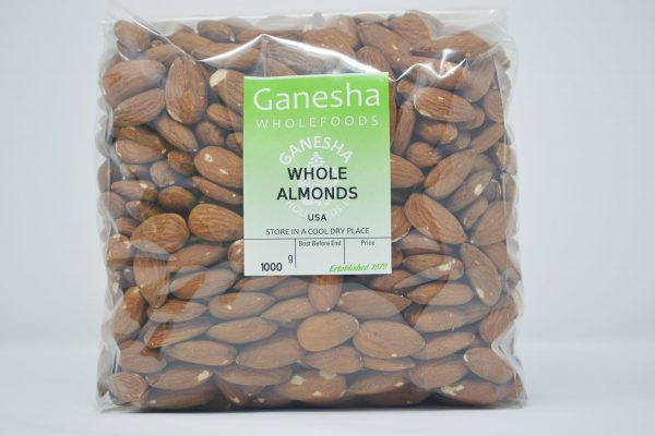 Whole Almonds 1kg
