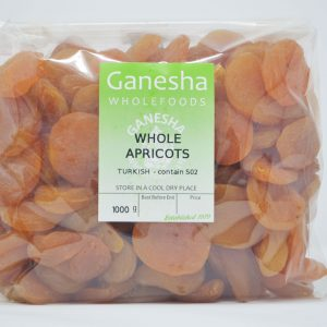 Whole Dried Apricots 1kg