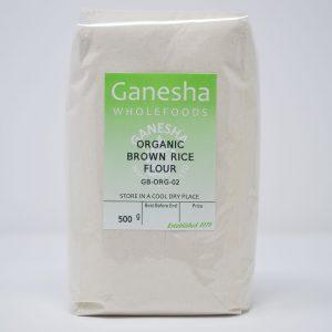 Organic Rice Flour 500g
