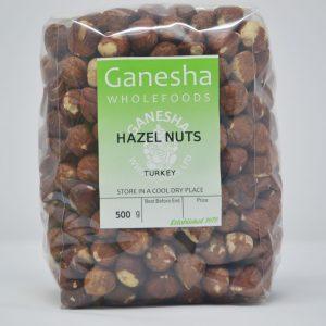 Hazelnuts 500g