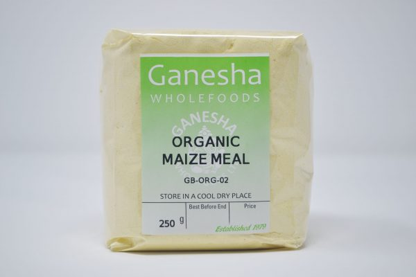 Organic Maize Meal 250g