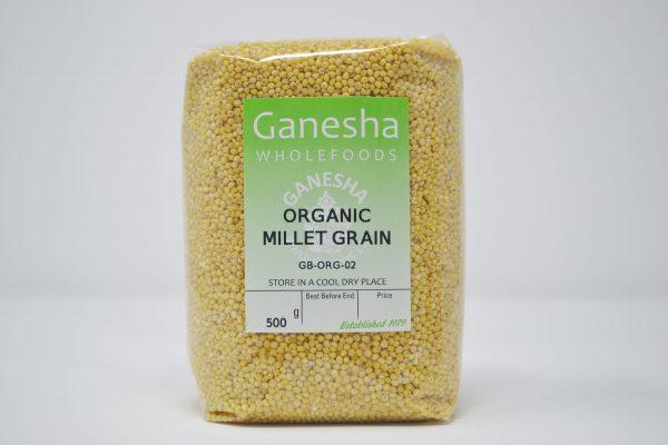 Organic Millet Grain 500g