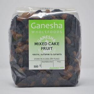 Mixed Cake Fruit 500g