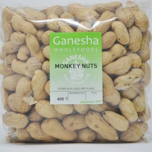 Monkey Nuts 400g