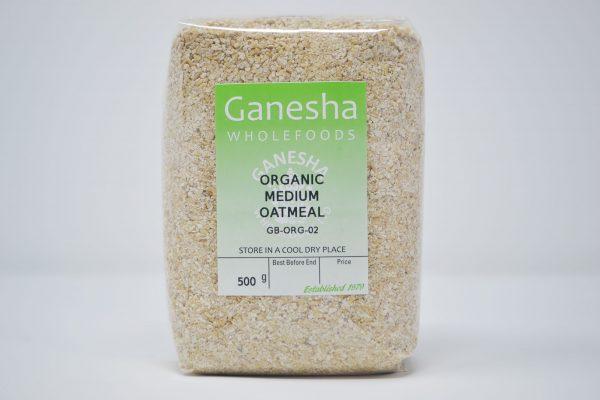 Organic Medium Oatmeal 500g