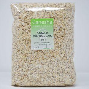 Organic Porridge Oats 1kg