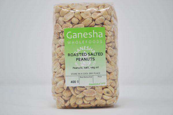 Roasted Salted Peanuts 400g