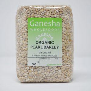 Organic Pearl Barley 500g