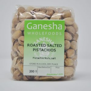 Roasted Salted Pistachios 200g