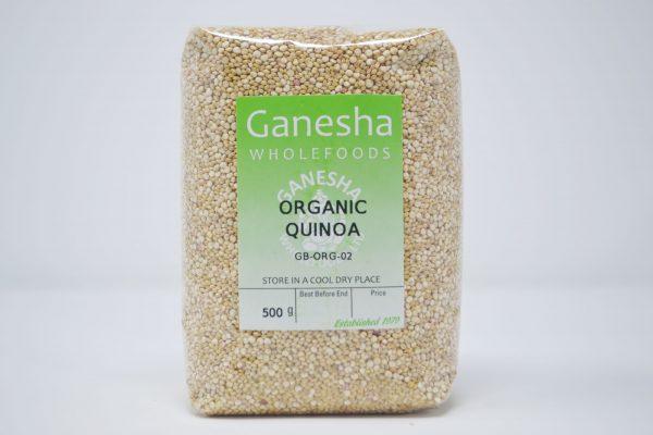 Oraganic Quinoa 500g
