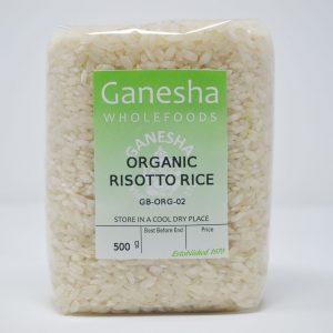 Organic Risotto Rice 500g