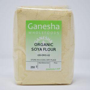 Organic Soya Flour 250g