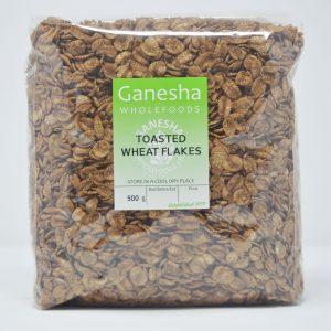 Toasted Wheat Flakes 500g