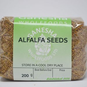 Alfalfa Seeds 200g