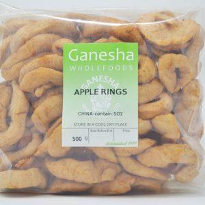 Dried Apple Rings 500g