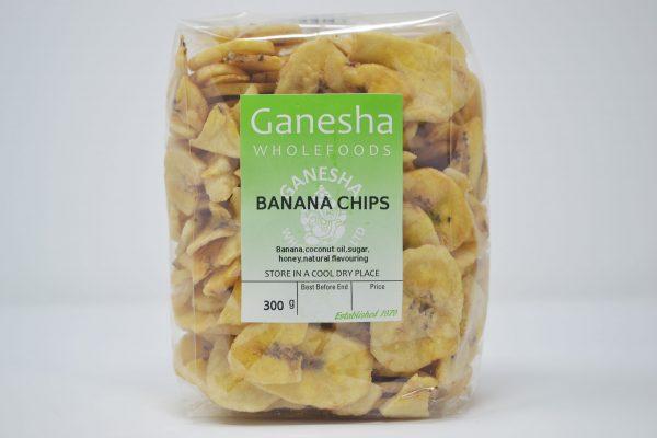 Banana Chips 300g