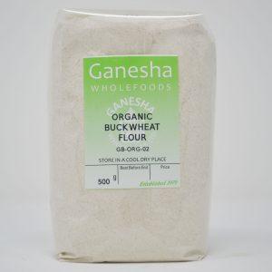 Organic Buckwheat Flour 500g