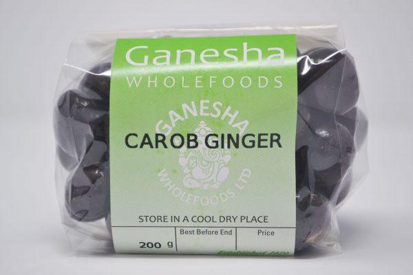 Carob Ginger 200g