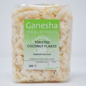 Toasted Coconut Flakes 200g
