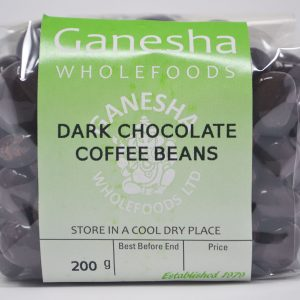 Dark Chocolate Coffee Beans 200g