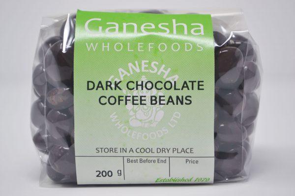 Dark Chocolate Coffee Beans 200g
