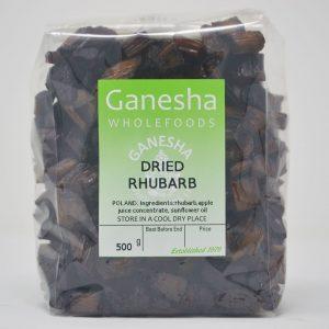 Dried Rhubarb 500g