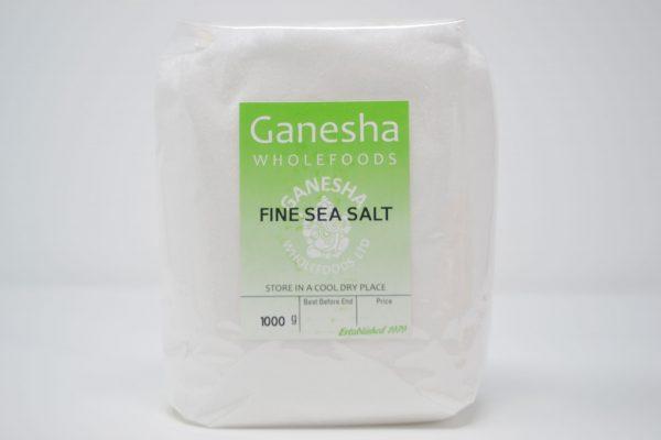 Fine Sea Salt 1kg