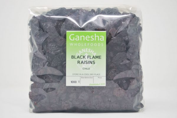 Black Flame Raisins 1kg