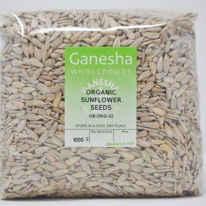 Sunflower Seeds Organic 1kg