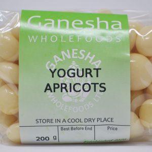 Yogurt Apricots 200g