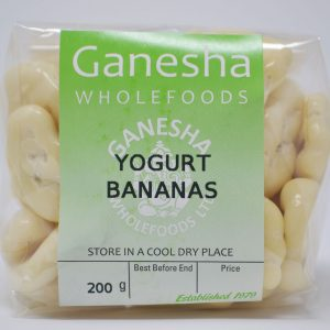 Yogurt Bananas 200g
