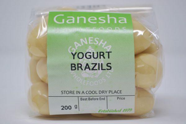 Yogurt Brazil Nuts 200g
