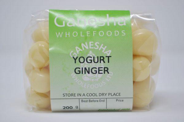 Yogurt Ginger 200g