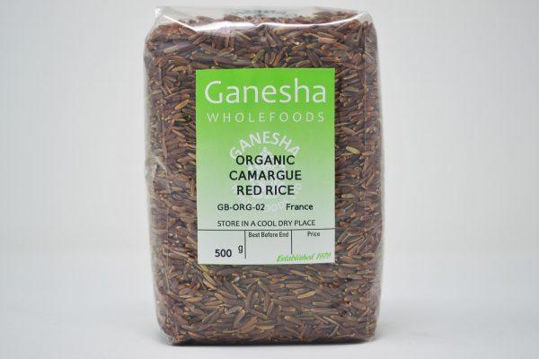 Camargue Red Rice Organic 500g