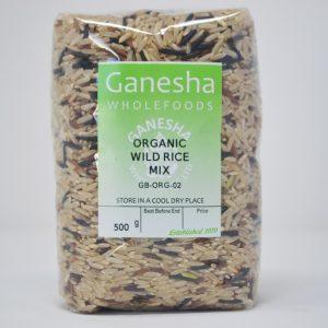 Wild Rice Mix Organic - 500g