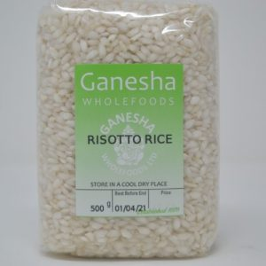 Risotto Rice at Ganesha Wholefoods ONline