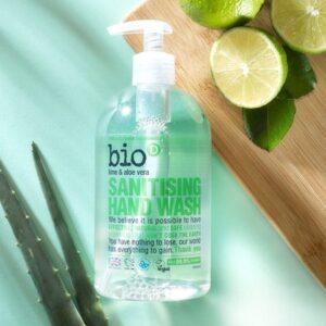 Bio-D Hand Soaps